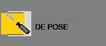 assistance de pose