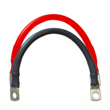 Battery Connection Cable - Set of 2 cables - 35 mm² / 20 cm