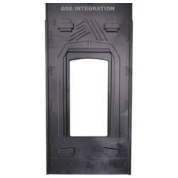 GSE integration Portrait Plate
