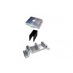 Easy Roof complete set with double clamp