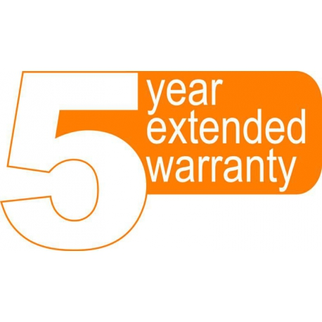 Warranty extension to 10 years RPI H3A/H4A/H5A