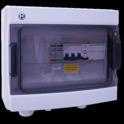 AC Box 20A 400VAC 3-phases AC 9-10kW