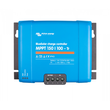 Controller VICTRON ENERGY BlueSolar MPPT 150/100 3-ph.