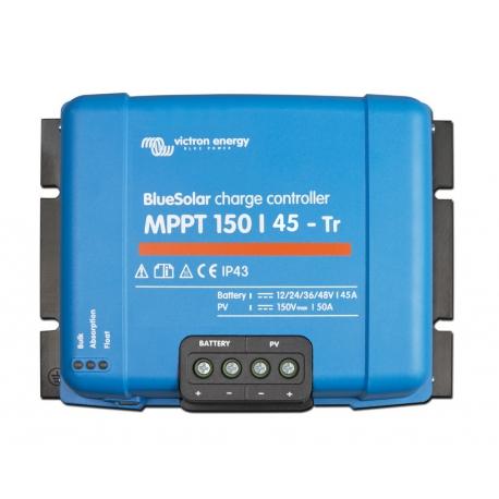Controller VICTRON ENERGY BlueSolar MPPT 150/45-3-ph.