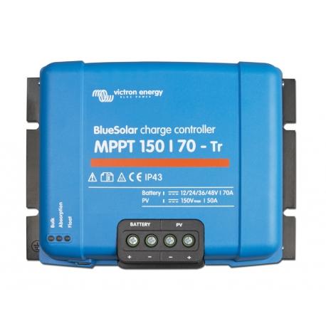 Controller VICTRON ENERGY Blue Solar MPPT 150/70 3-ph.