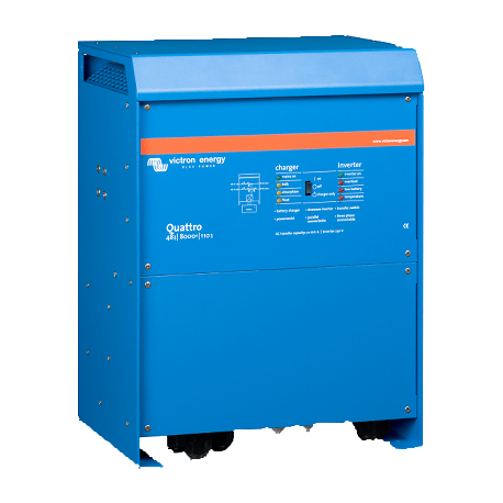 Inverter/charger VICTRON ENERGY Quattro 8000