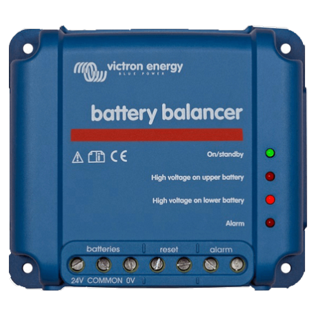 Battery balancer by VICTRON