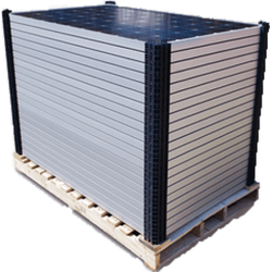 Solar panel pallet BISOL BMU-270