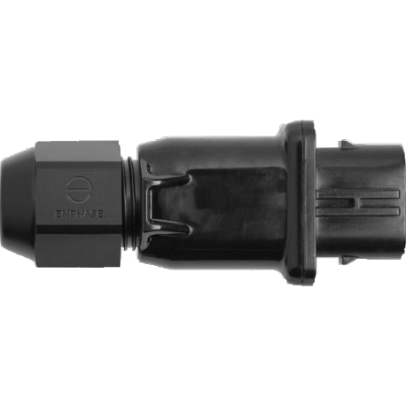 Female connector for IQ Enphase