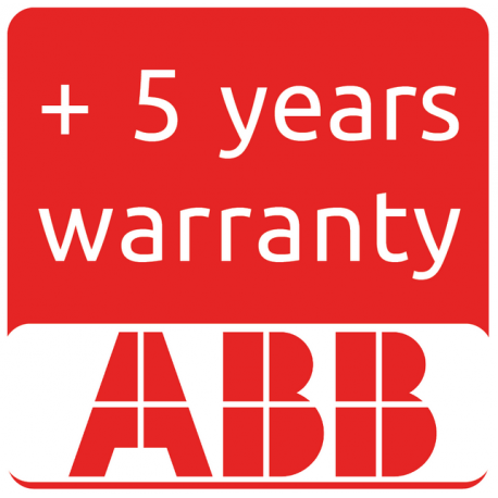 ABB Warranty extension to 10 years for TRIO-5.8-TL