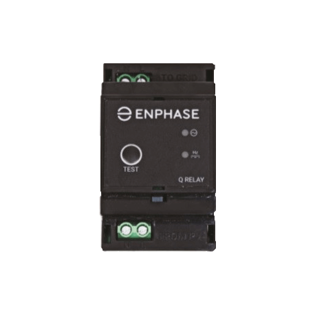 External relay for ENPHASE IQ7 and IQ7+