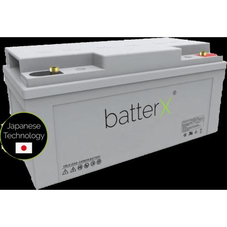 BatterX lead zinc-carbon battery LC1200