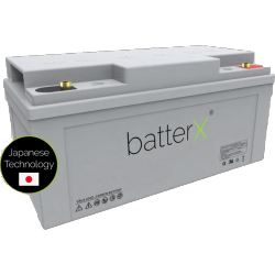 BatterX lead zinc-carbon battery LC1200