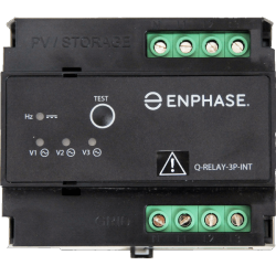 External relay for ENPHASE IQ7 and IQ7+ Three-phase