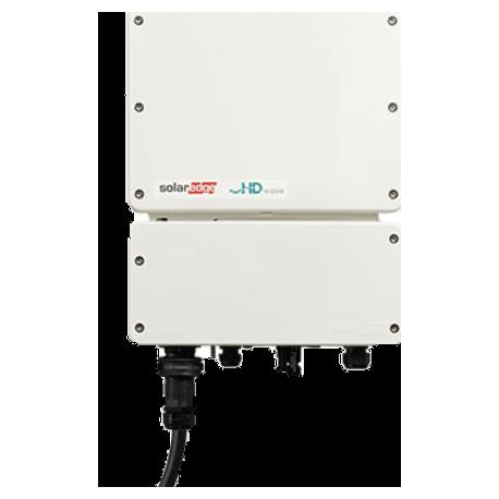 SOLAREDGE Inverter SE6000H HD-WAVE SETAPP EV-CHARGEUR