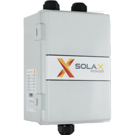 Solax X3-EPS BOX triphase box for blackouts