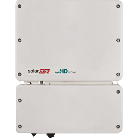 Hybrid SolarEdge inverter SE4000H-RWS HD-WAVE STOREDGE