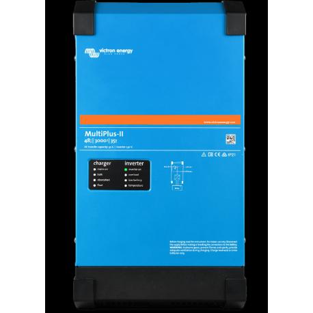 Inverter/charger VICTRON ENERGY MultiPlus-II Gx 5000VA/48