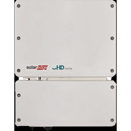 Hybrid SolarEdge inverter SE6000H-RWS HD-WAVE STOREDGE