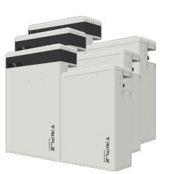 Pack 3x Triple Power battery 11.6kWH High voltage