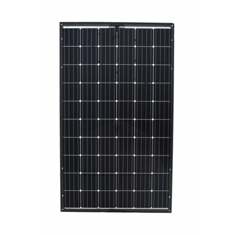 I'M SOLAR bifacial panel 410W glass-glass Transparent