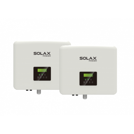 Pack 2x Hybrid SolaX inverter X1-5.0-D G4