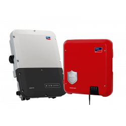 SMA hybrid pack at 5000W for self-consumption