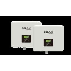Pack 2x Hybrid SolaX inverter X3-15.0-D G4
