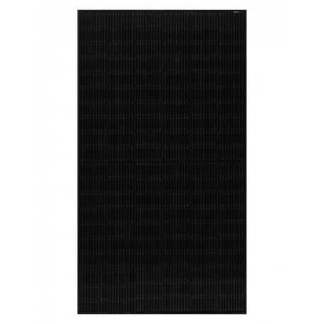 LG solar panel NeON H 375 W black