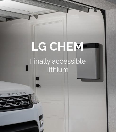 batterie LG Chem