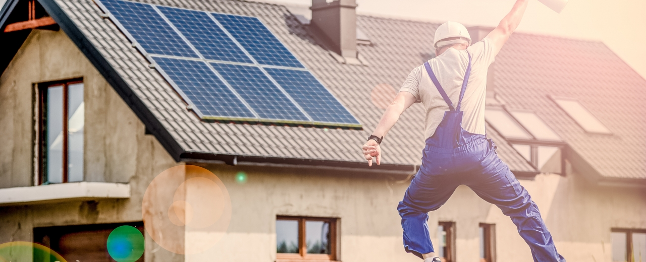 How to buy a house with a solar installation?