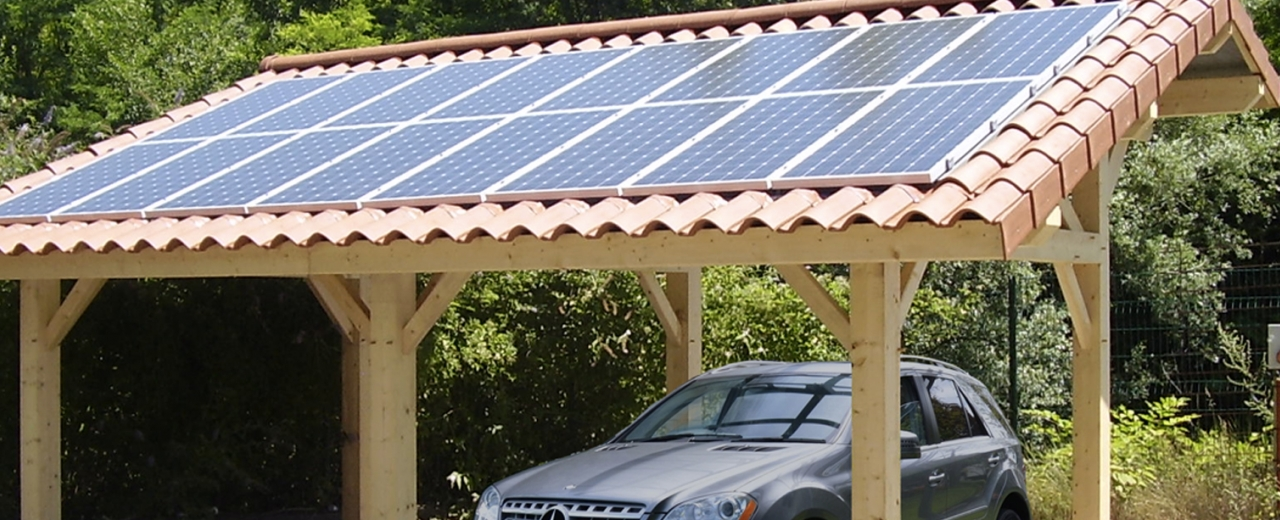 Where to install your solar panels: 5 original ideas