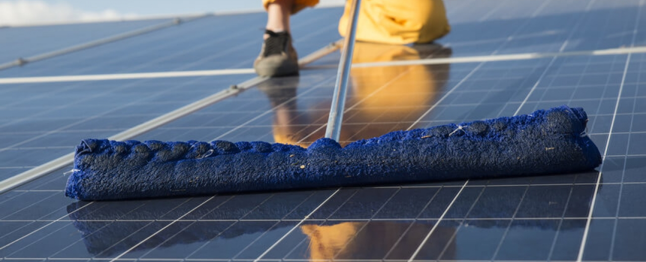 5 tips for cleaning your solar panels