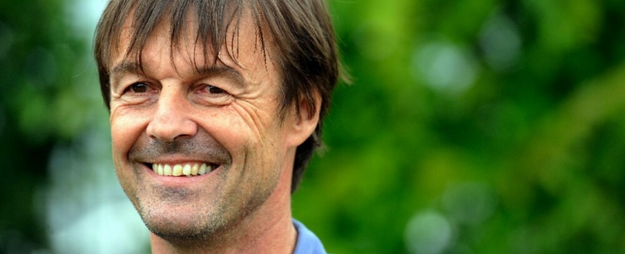 Who is Nicolas Hulot, the new Minister for the Ecological and Inclusive Transition?