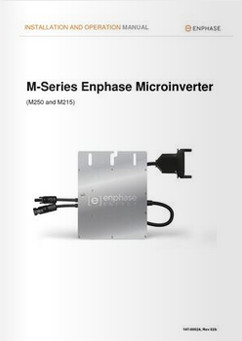 ENPHASE M250 Installation