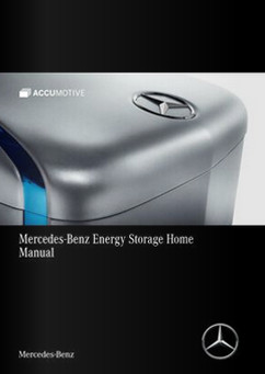 Mercedes-Benz energy Batterie