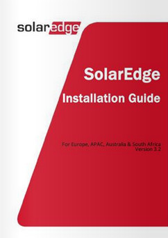 SolarEdge SE3K-SE12K Installation